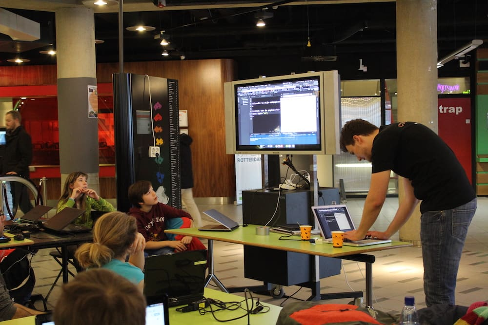 CoderDojo Workshops
