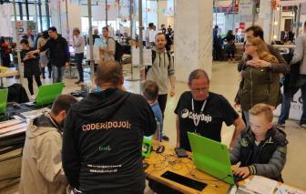 Op De Maker Faire In Eindhoven 2019